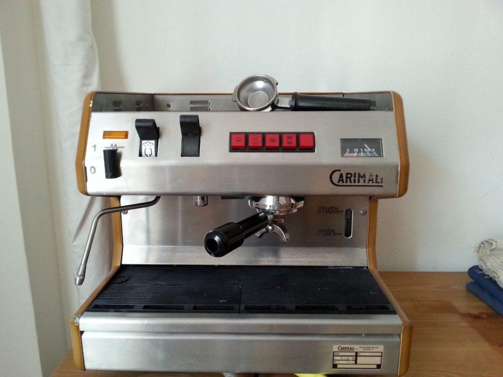 Kaffeevollautomat Reparatur für ihre Carimali Maschine