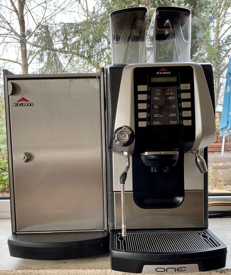 Egro Service für Kaffeevollautomaten