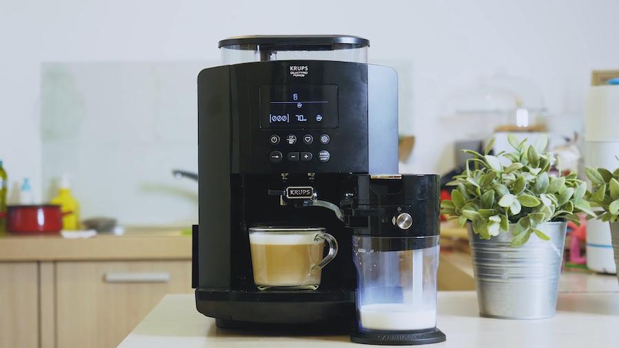 Kaffeevollautomat von Krups reparieren