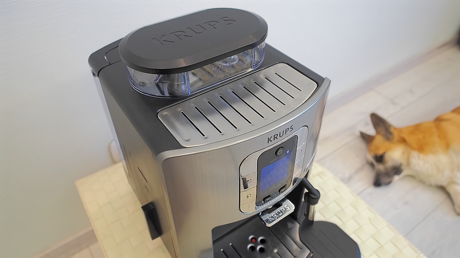 Kaffeevollautomat von Krups richtig warten