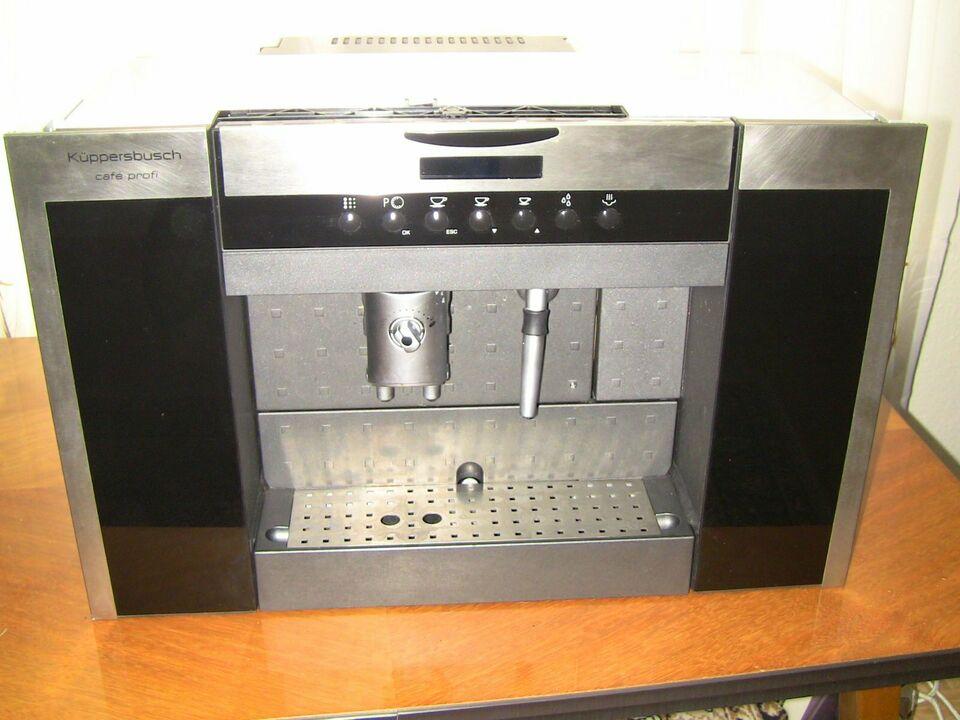 Defekte Küppersbusch Kaffeemaschine reparieren