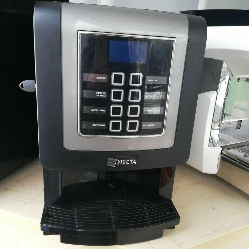 Necta Büro-Kaffeemaschine reparieren