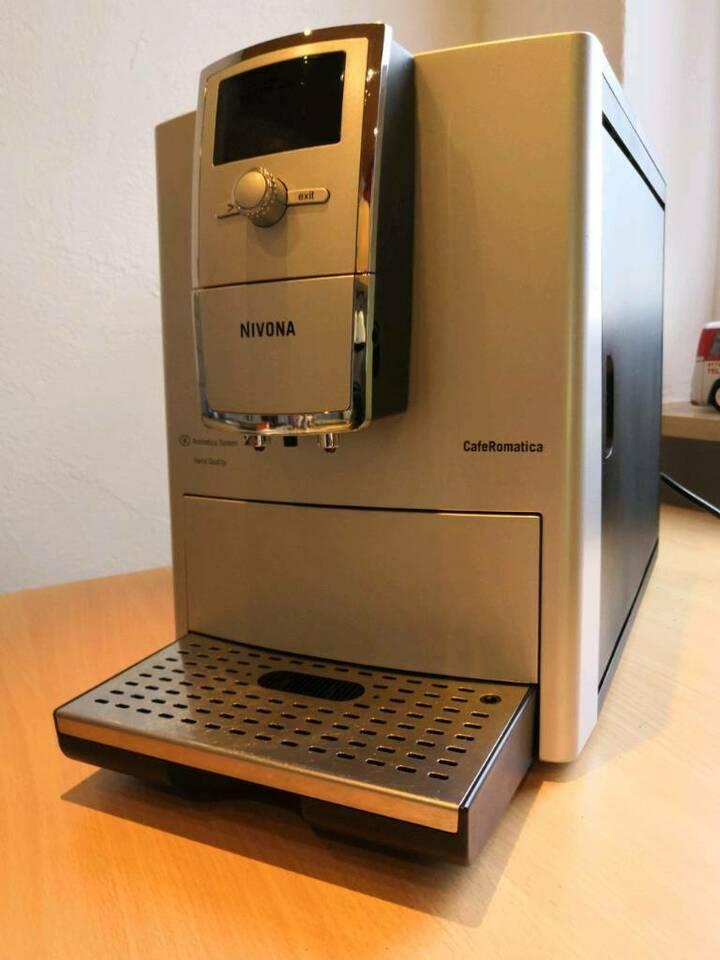 Nivona CafeRomatica Reparatur und Wartung