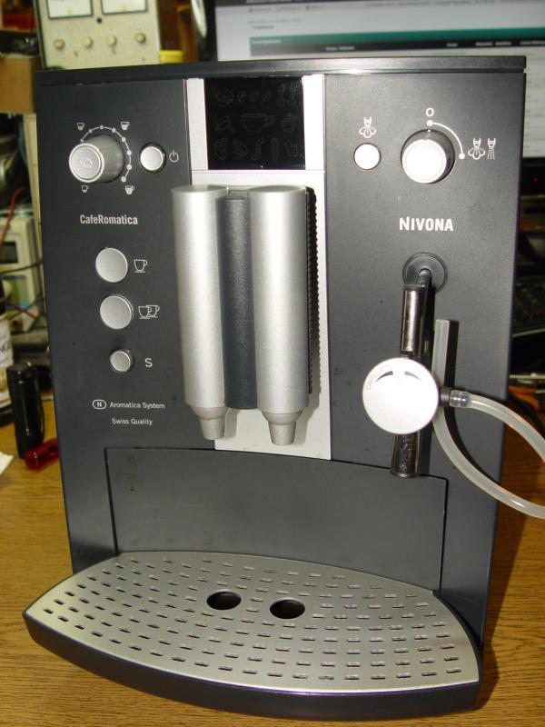 Service für Nivona Kaffeemaschinen
