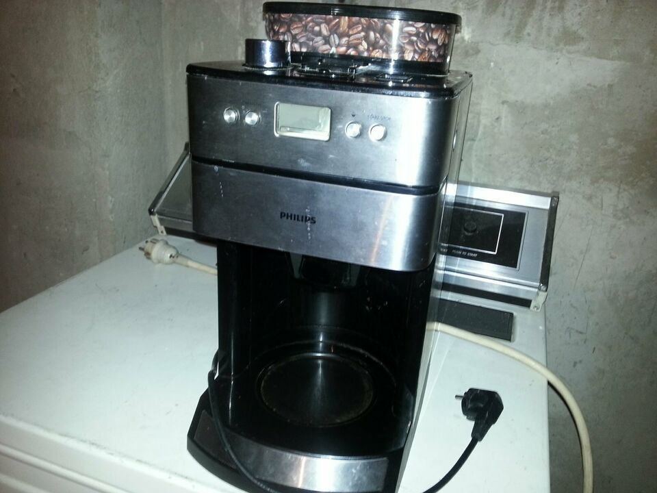 Philips Kaffeemaschinen-Reparatur