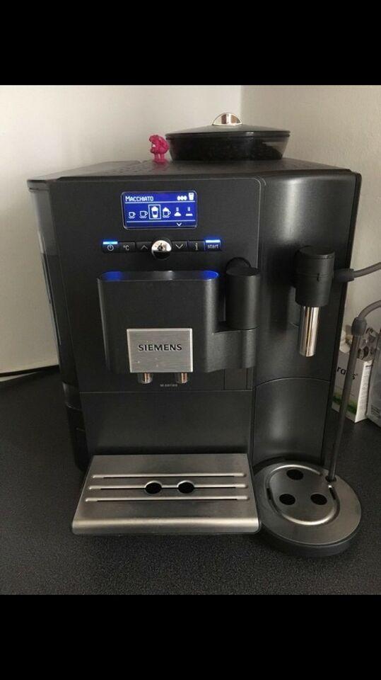 Siemens Kaffeemaschine reparieren